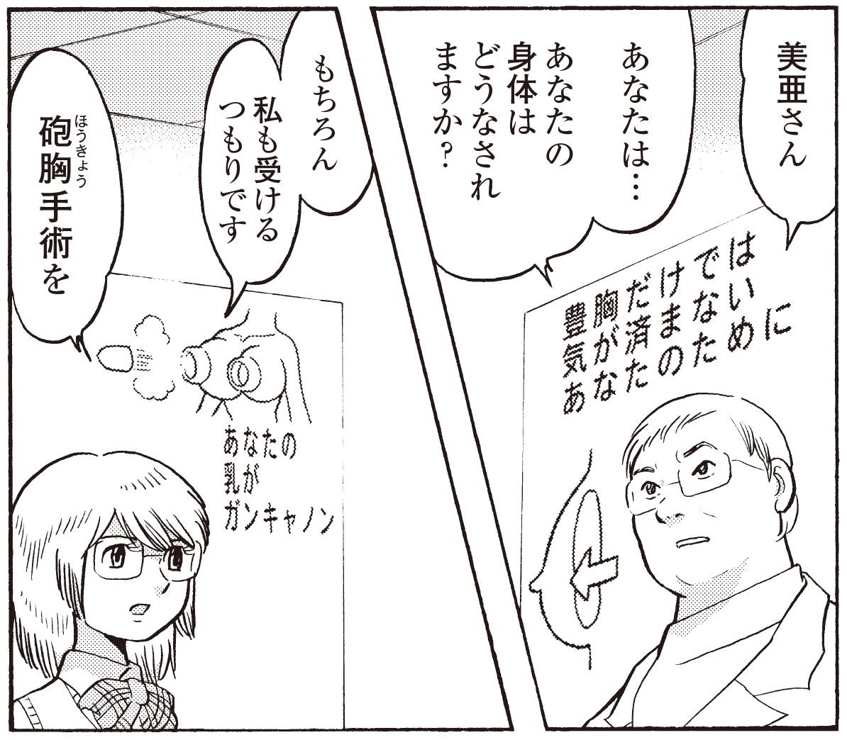 『夏のモンド』田中圭一