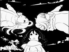 『さきくさの咲く頃』ふみふみこ